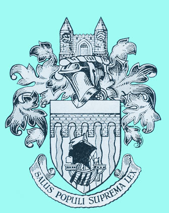 TUDC coat of arms