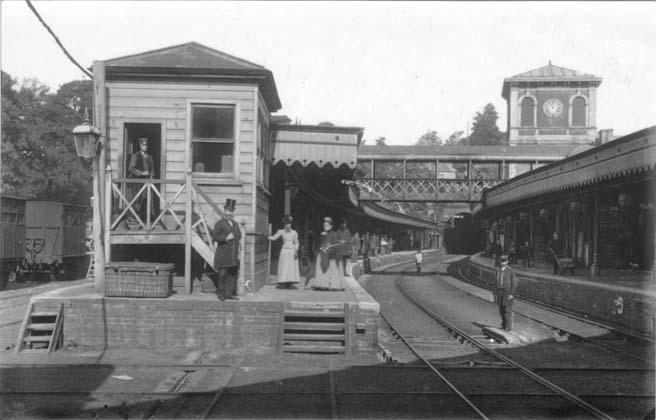 Old Tonbridge In Pictures Railways Local Area